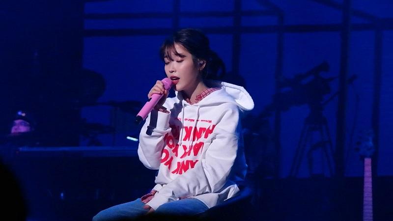 Rain-Drop & Heart của IU tự hào là bài hát có giai điệu và ca từ đáng yêu