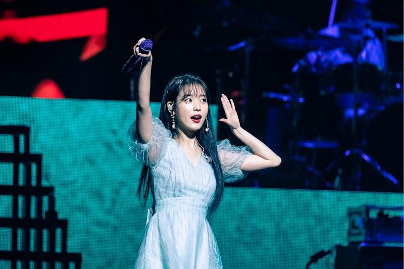 Concert của IU được xem là một trong những buổi concert tiêu biểu của Hàn Quốc