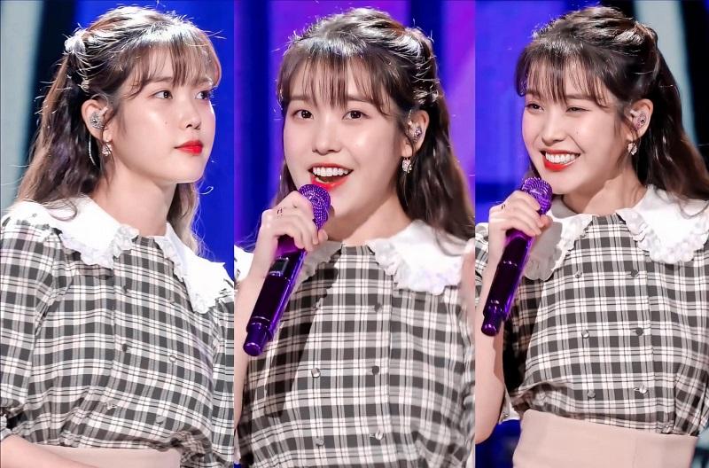 IU đã xuất hiện trên Yoo Hee-Yeols Sketchbook với tập đặc biệt mini concert nhân dịp kỷ niệm
